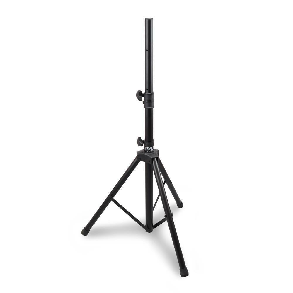 Tripod pa speaker stand holder mount adjustable rugged for Construction stand