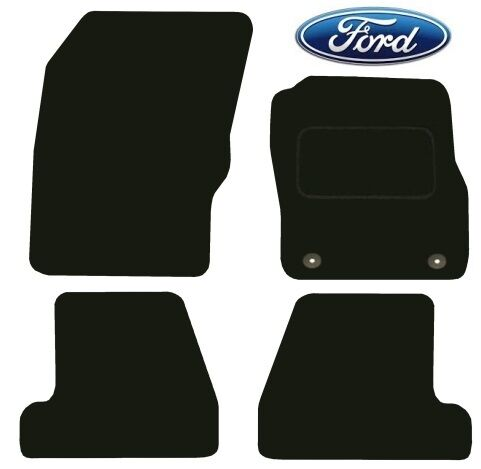 Ford Focus Car Mats Rubber
