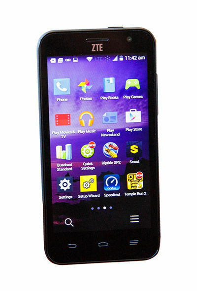 zte n9130 boost mobile will not using