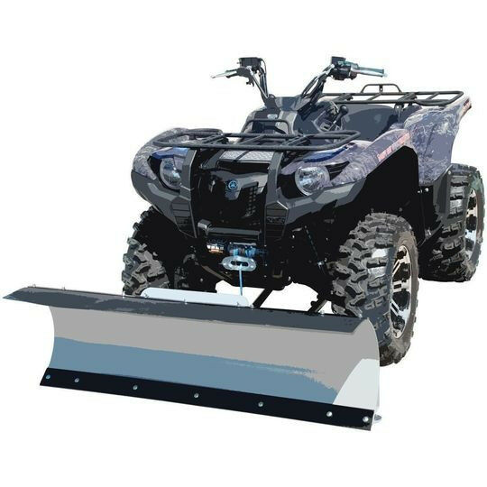 kfi 54 snow plow kit cf moto 2012 2015 x5 x6 x8 blade. Black Bedroom Furniture Sets. Home Design Ideas