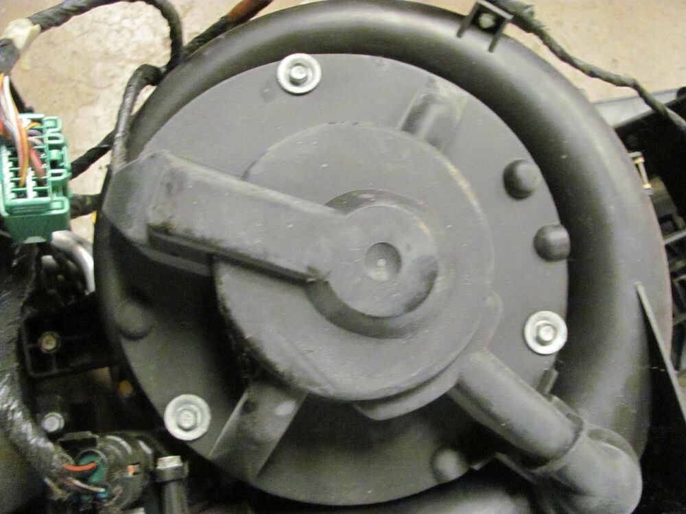 Jaguar s type 2000 2001 2002 a c heater blower motor ebay for 2001 jaguar s type window regulator