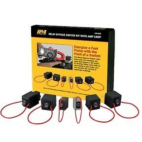 Ipa 6pc Relay Tester Bypass Kit With Amp Loop 9038a Ebay