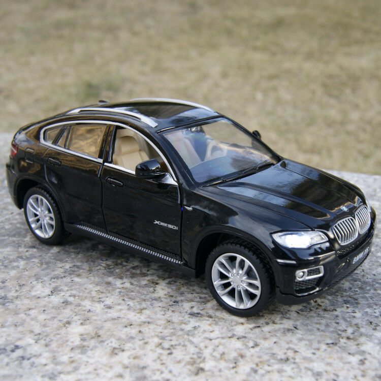 Bmw X6 Alloy Diecast Car Model 1 32 Collection Gift Sound