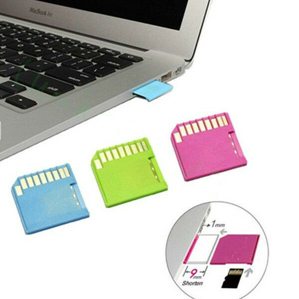 how to put sd card in macbook air