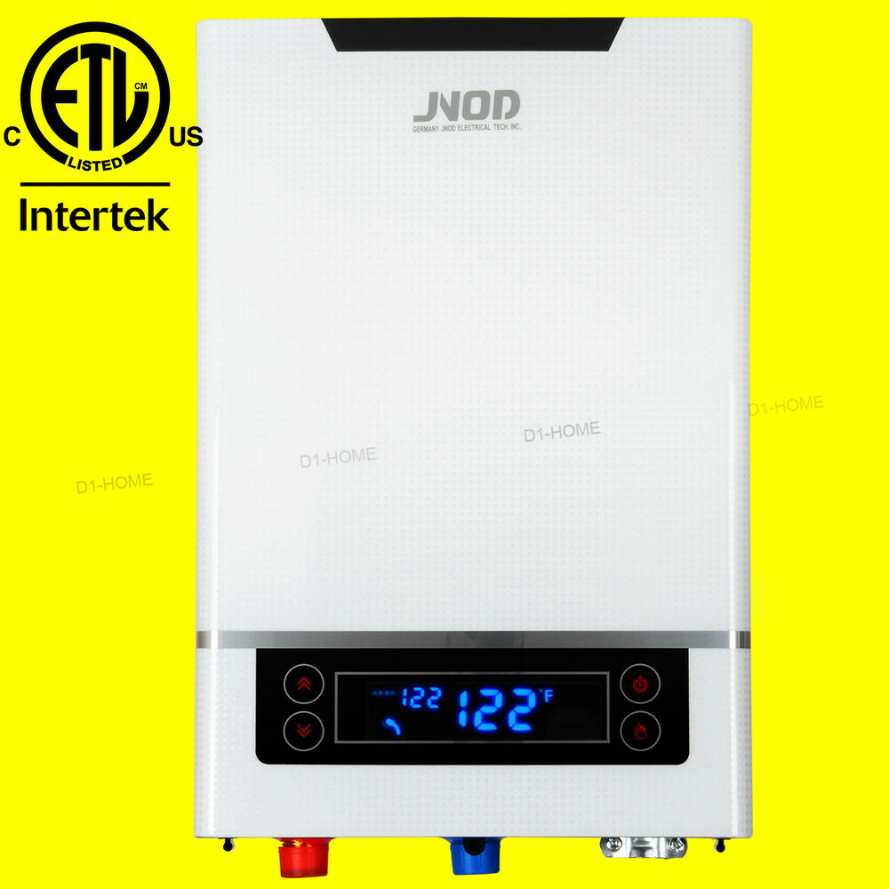 240v Electric Tankless Instant On Demand Water Heater 12