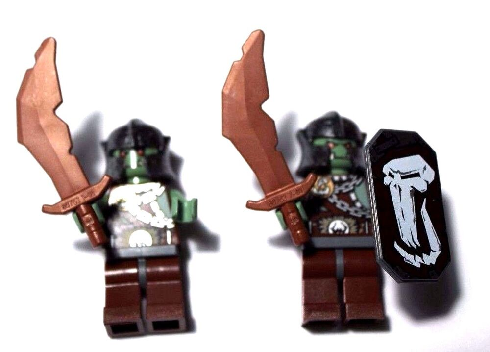 Lego Castle Fantasy Era Troll Warrior Orc set 4508069 | eBay