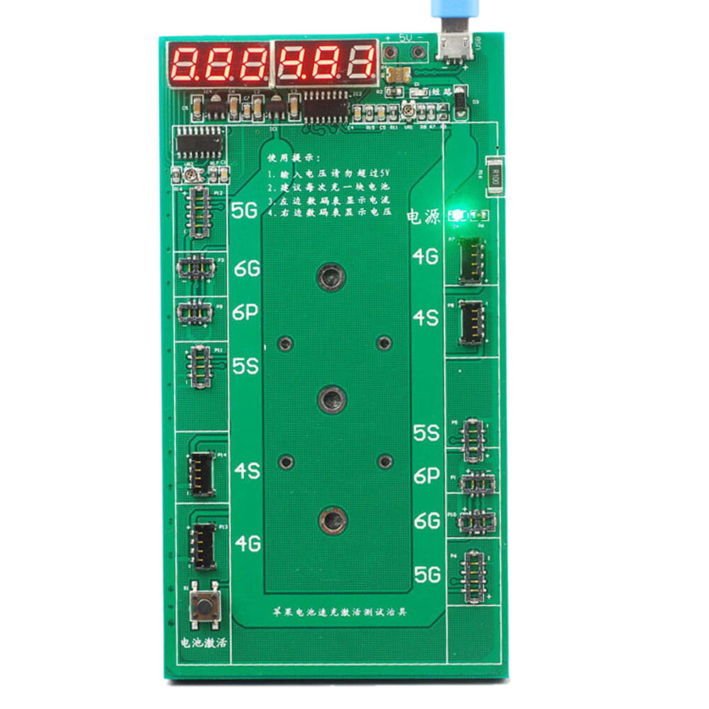 K9201 Fast Battery Charger Activation Circuit Tester for ...