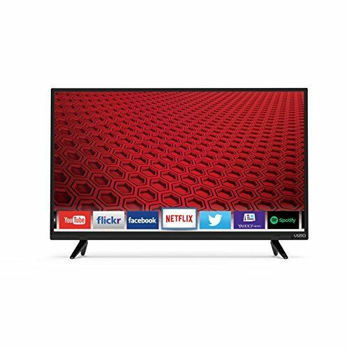 Vizio E32-C1 32-inch 1080p 120Hz Full-Array Smart LED HDTV