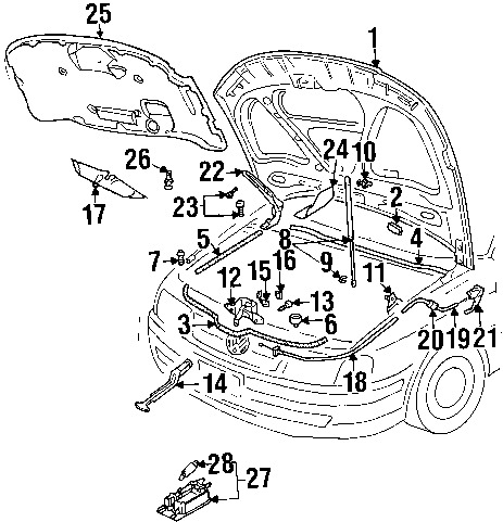 vw engine parts diagram vw image wiring diagram vw tiguan engine parts diagram vw auto wiring diagram schematic on vw 2 0 engine parts diagram