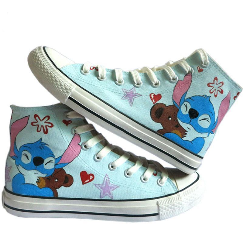 Lilo And Stitch Shoes For Sale
