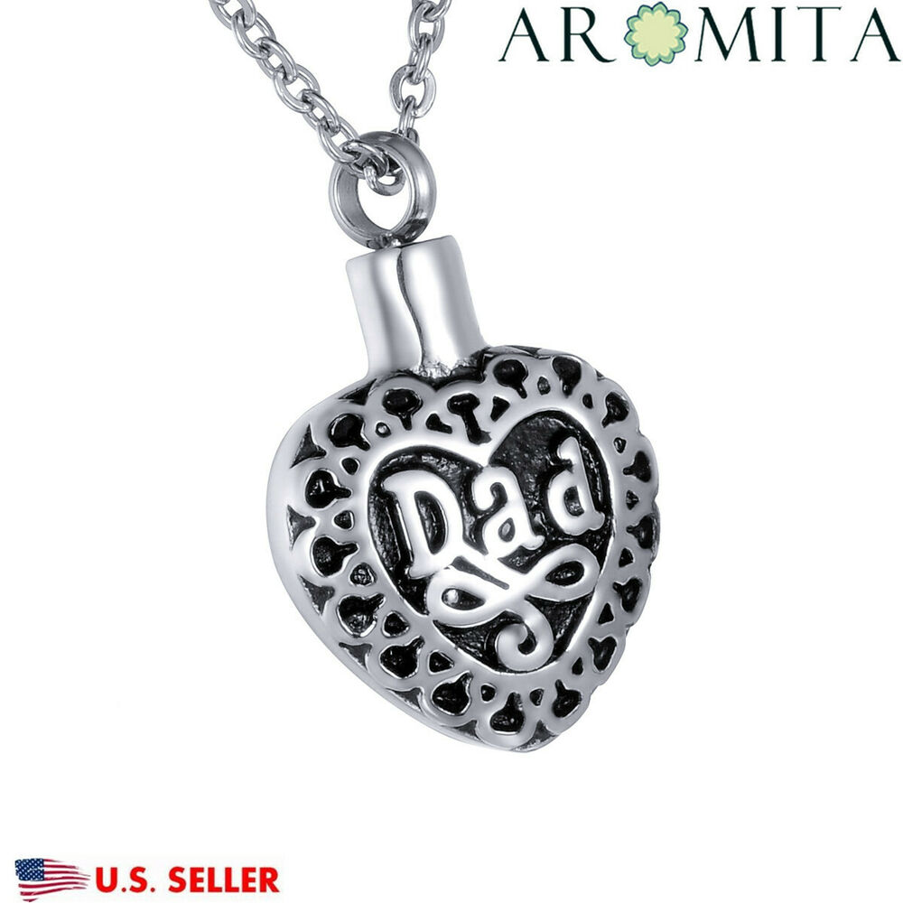 com ash pendant cremation memorial dp necklace urn american steel indian amazon stainless jewelry