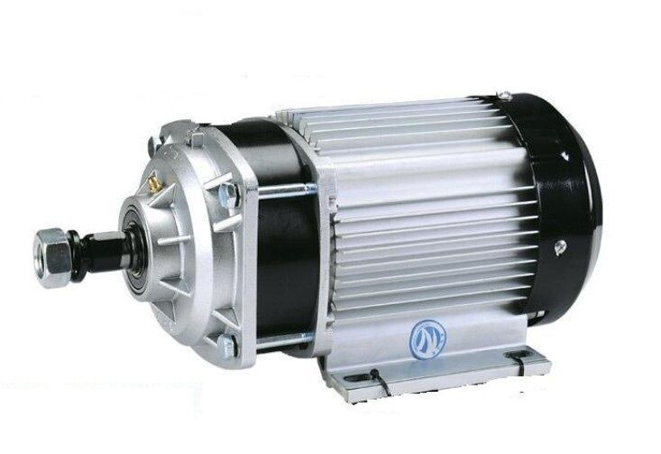 48v 1000w Pmdc Brushless Motor Electric Scooter Reduction Engine Tricycle Motor Ebay