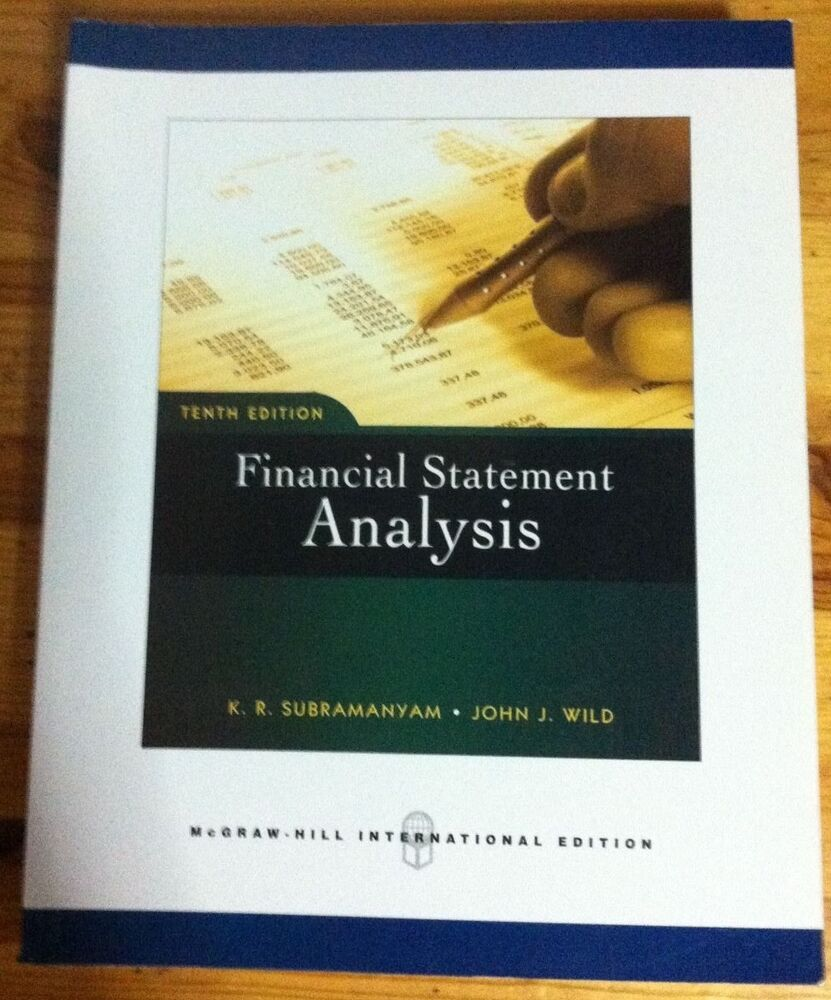 financial statement analysis 10th edition solution Solution manual on financial statement analysis 2 edition by k r  please  email me tenth or ninth edition solution at [email address.