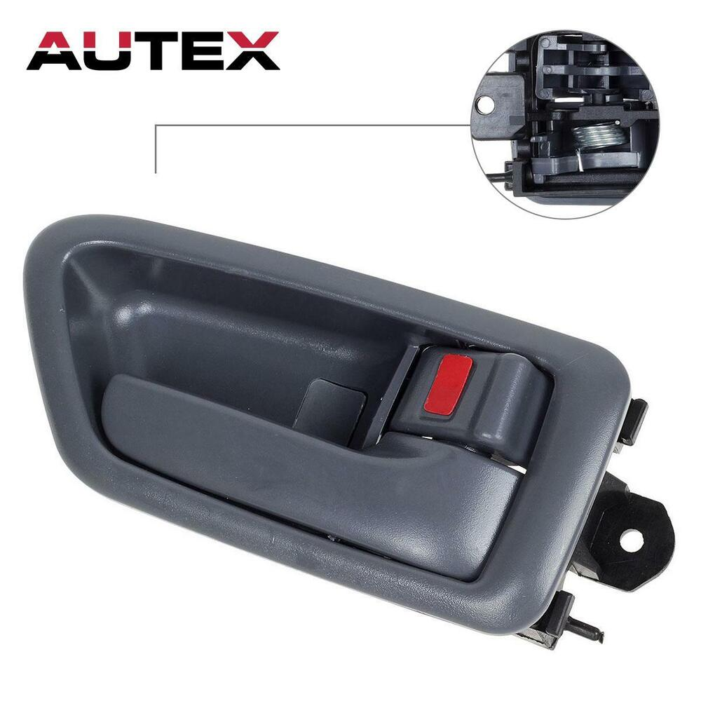 For 1997 2001 Toyota Camry Inside Gray Front Rear Right Rh Side Door Handle Ebay