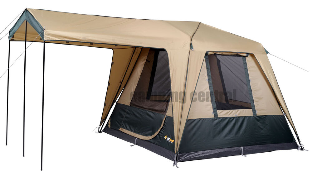 Great tent survived a