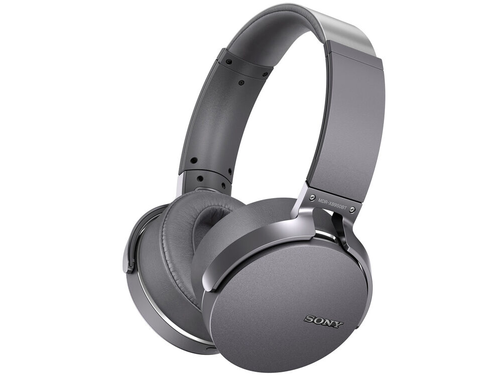 sony mdr xb950bt h extra bass bluetooth stereo headset. Black Bedroom Furniture Sets. Home Design Ideas