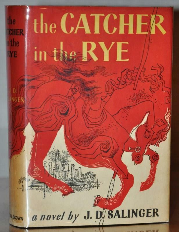 catcher rye american dream essay The concept of the american dream as shown in the novel the catcher in the rye by jd salinger, the film american beauty directed by sam mendez and martin.