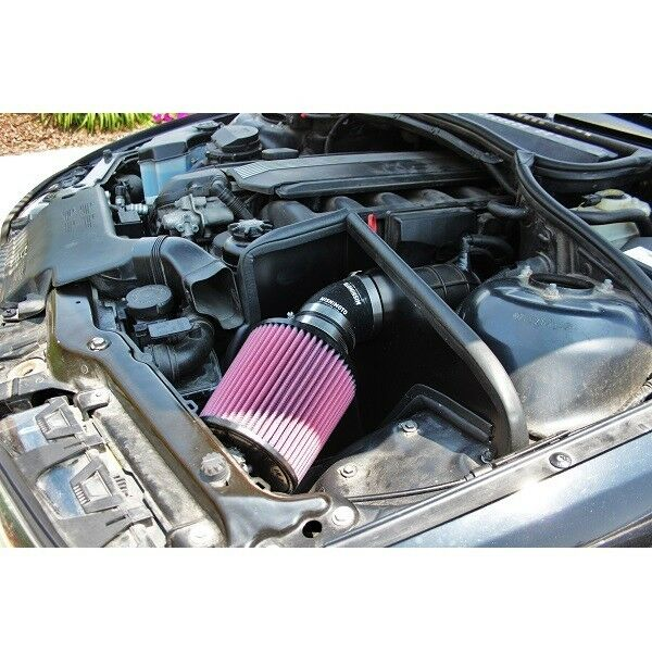 Mishimoto Air Intake Kit Black For 1999 2000 Bmw E46 323i