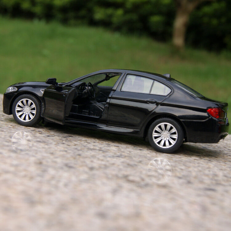 5 Inch BMW M5 Alloy Diecast Model Cars Toy Car Gift Pull