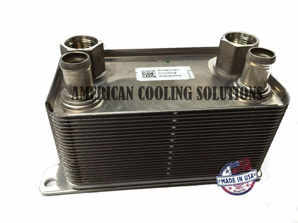 Compact Hydraulic Oil Coolers : Oil cooler at for john deere loader and