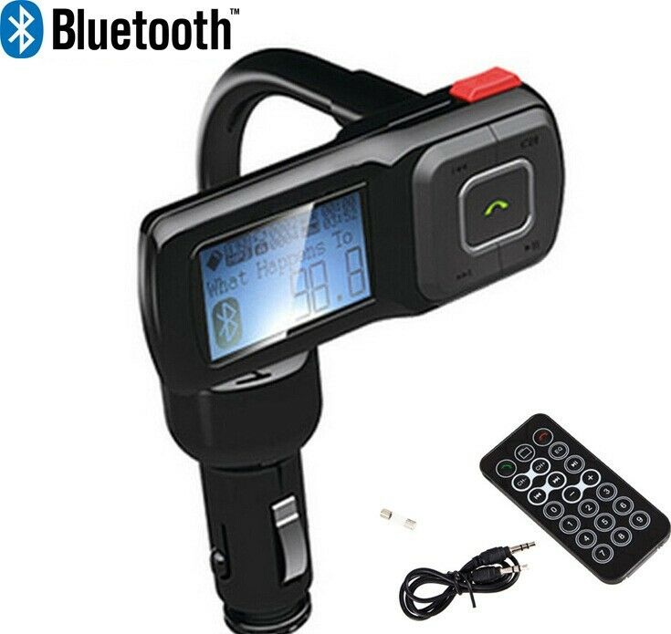 bluetooth for iphone 6 bluetooth mp3 player fm transmitter free car kit 13687