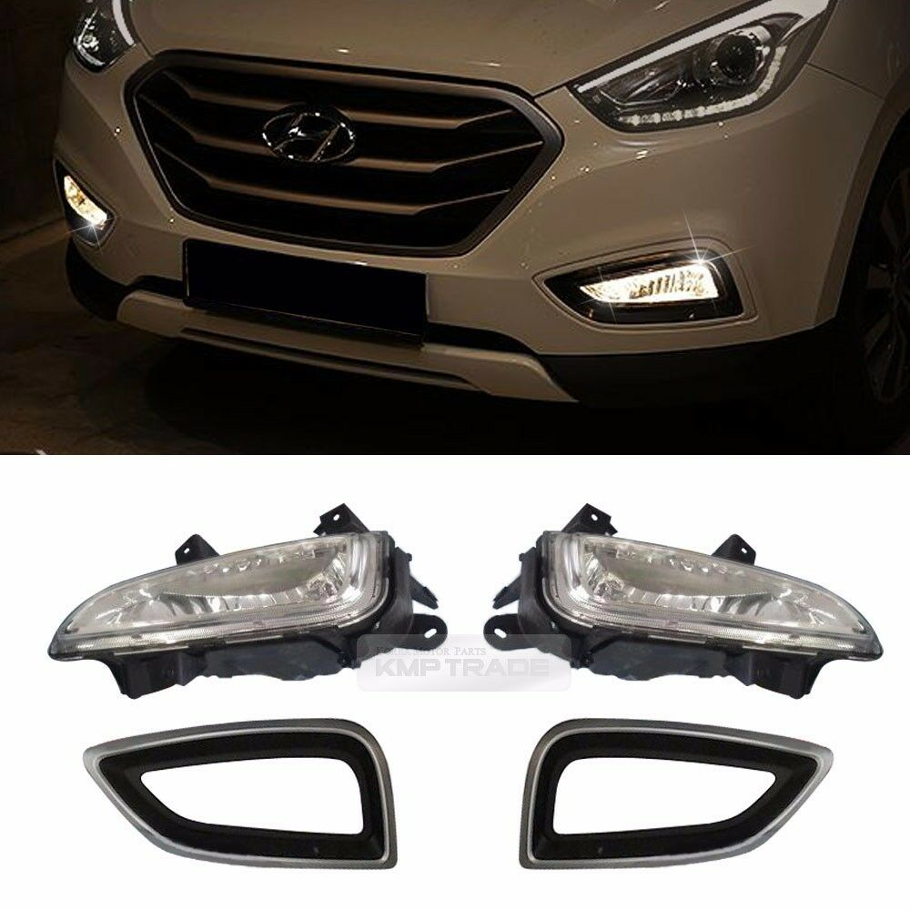 Genuine Parts Fog Light Lamp Assembly Cover Wire For