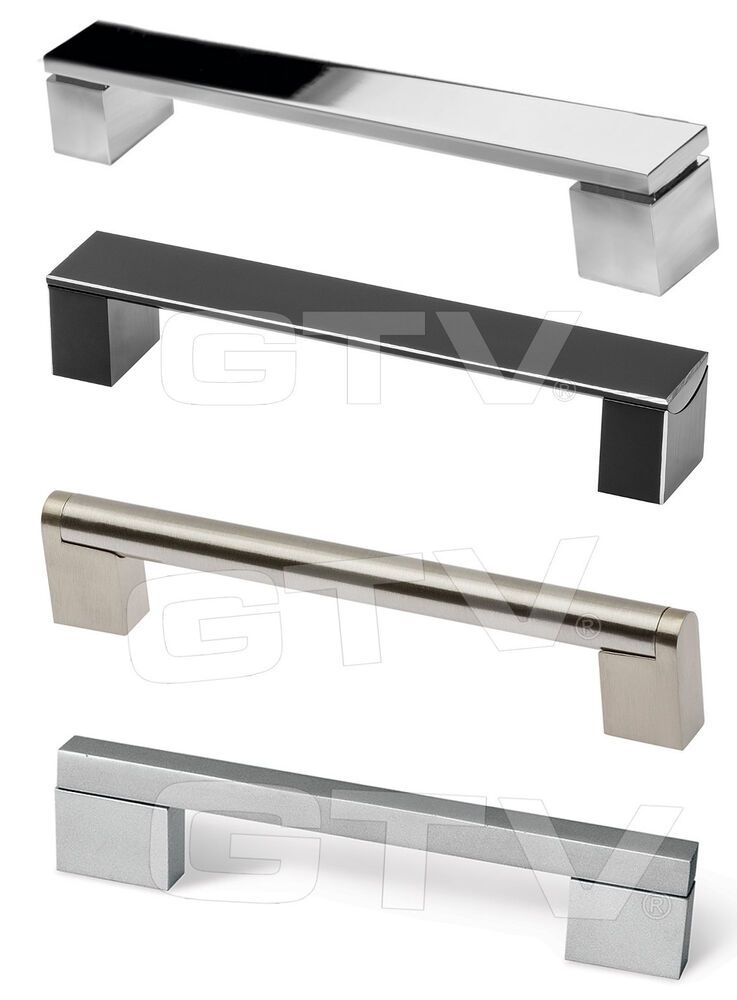 Boss bar kitchen bedroom furniture office handle cupboard for Bar handles for kitchen cabinets