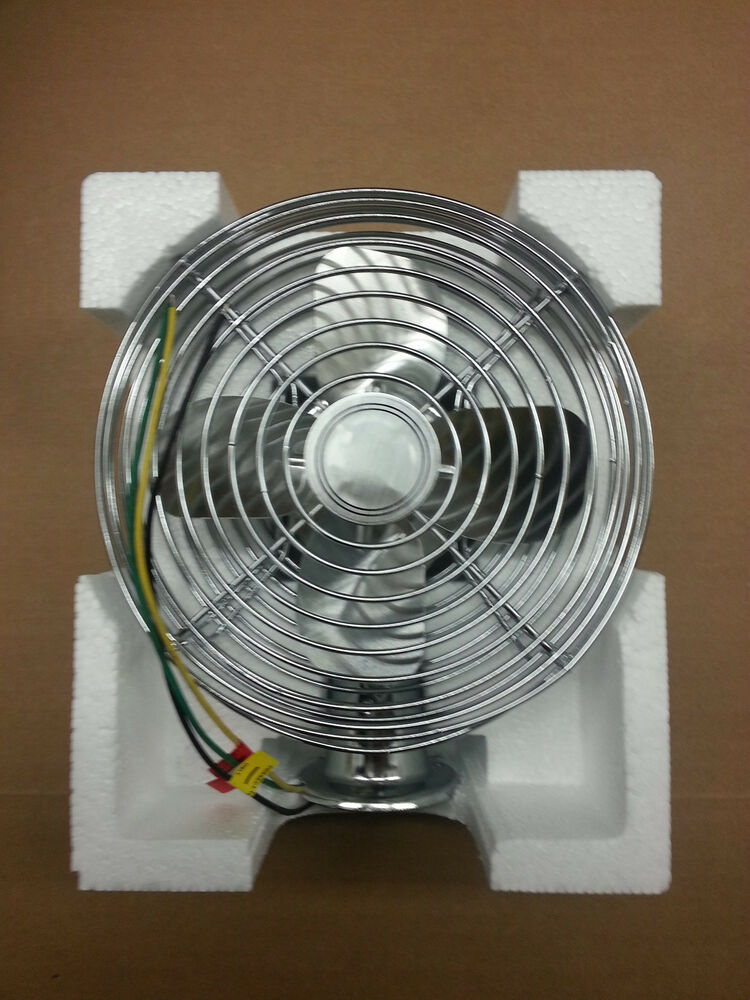 Defroster Fan 2 Speed Winnebago Itasca Rv Camper