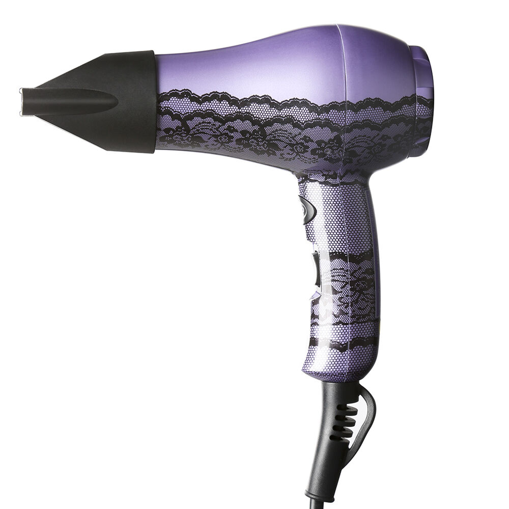 Jaguar 800W Mini Hair Dryer Negative Ionic Travel Blow