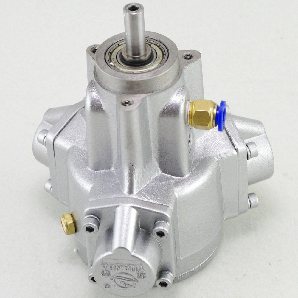 1pcs radial piston pneumatic air motor 900rpm 0 2hp