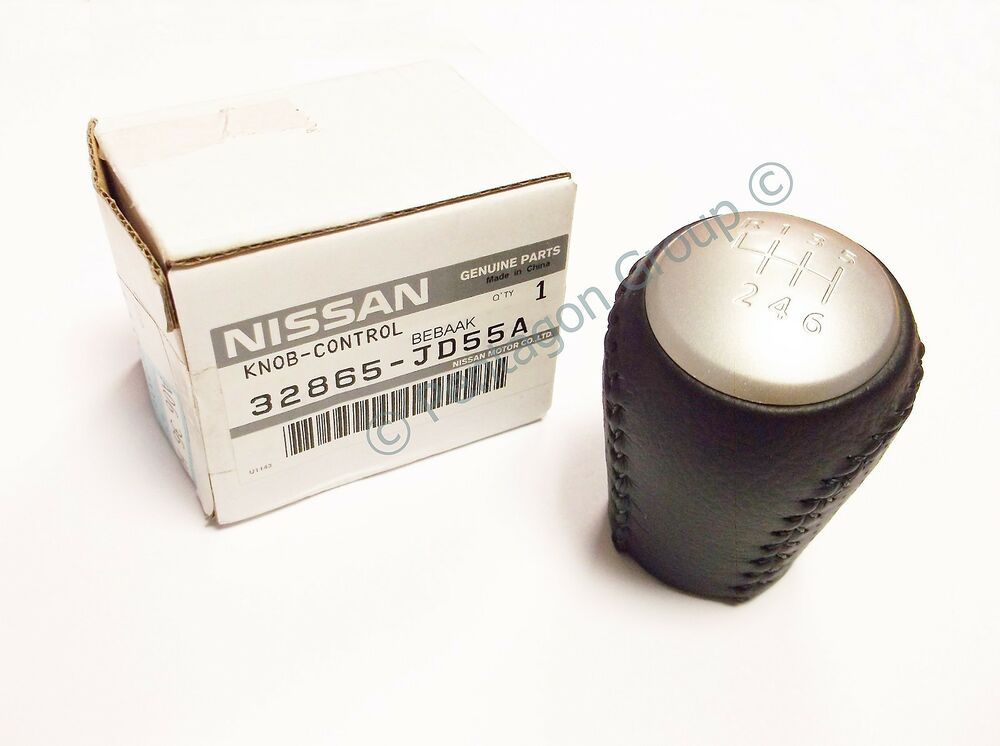 clearance new genuine nissan qashqai j10 gear knob 6 speed. Black Bedroom Furniture Sets. Home Design Ideas