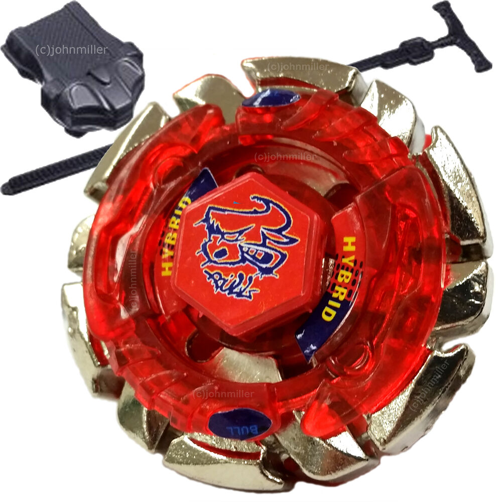dark bull metal fusion beyblade bb 40 starter set w. Black Bedroom Furniture Sets. Home Design Ideas
