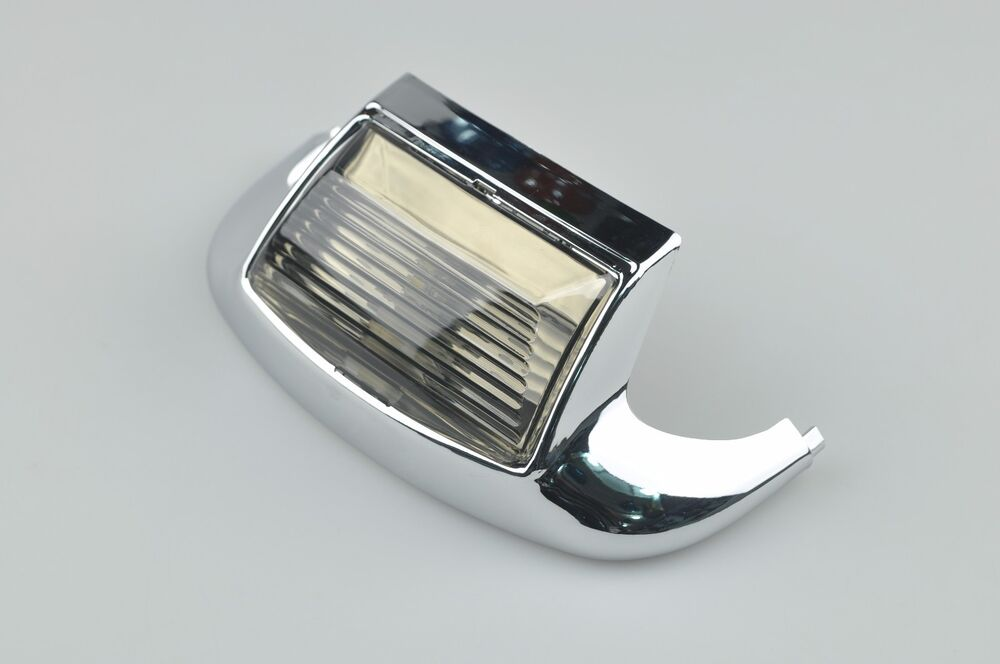 Front Fender Tip Light For Harley Ultra Classic Electra