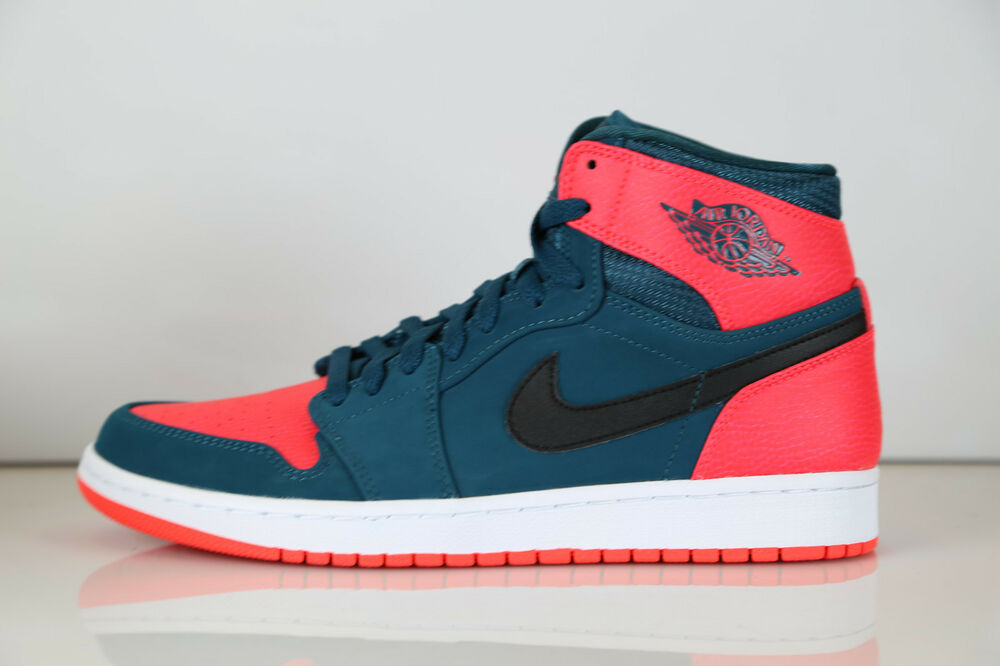 Nike Air Jordan Retro 1 High Russell Westbrook Teal 332550-312 8-11 og 3 |  eBay