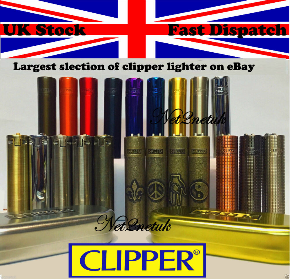 clipper lighter how to use