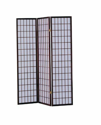 office decor 3 panel room screen wall divider section