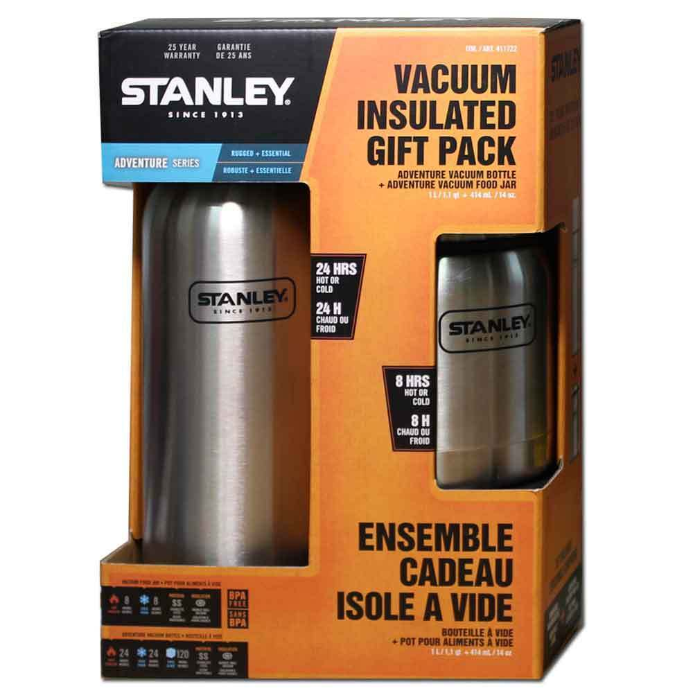 Stanley Vacuum Insulated Gift Pack Adventure Vacuum Bottle