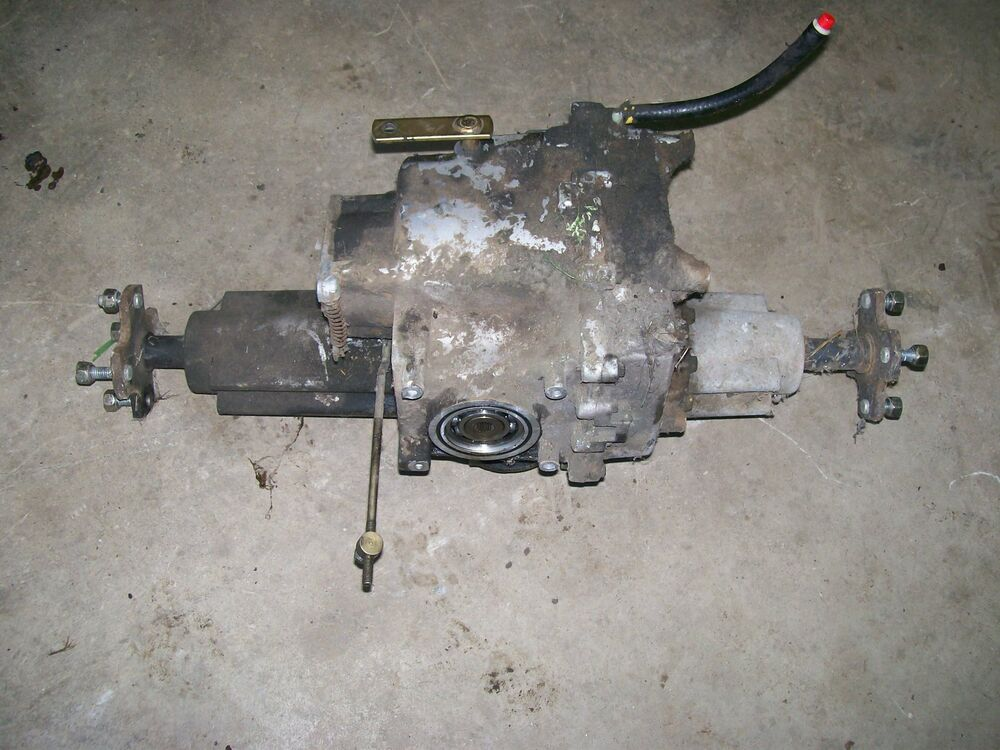 Cub Cadet Ags 2150 6 Speed Transmission Many Others