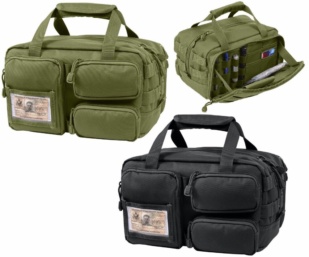 Tool Bag With ID Pouch Military MOLLE Tactical Law ...