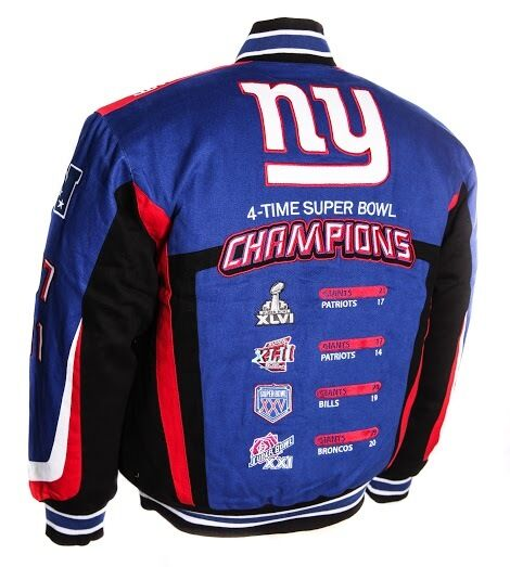 new york giants super bowl jackets gallery