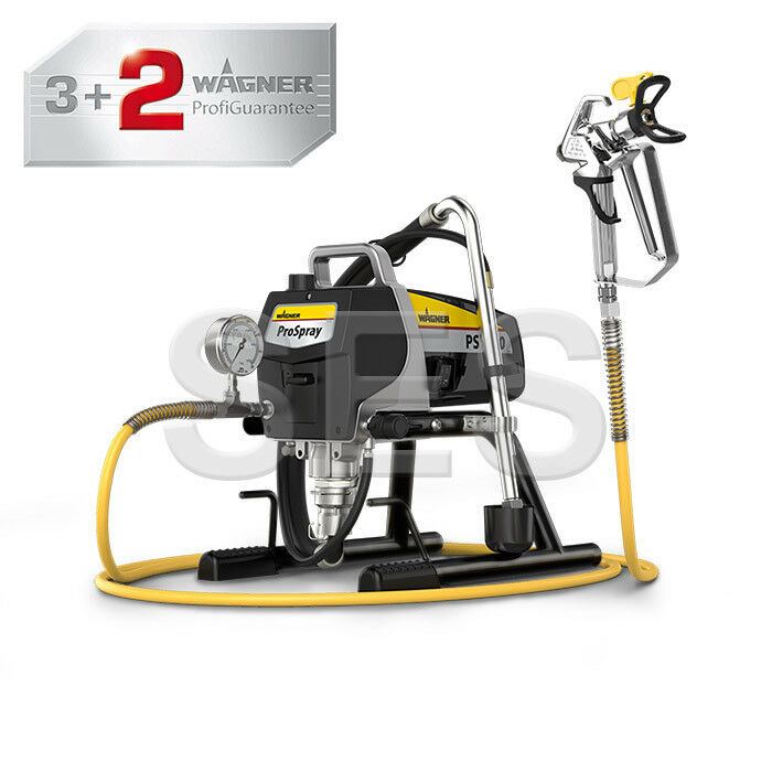 maxispray 21xl airless spray pack by wagner ebay. Black Bedroom Furniture Sets. Home Design Ideas