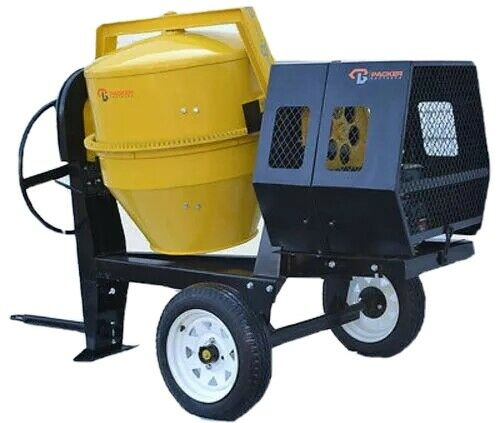 Packer Brothers Pb2600 Diesel Engine Towable Concrete