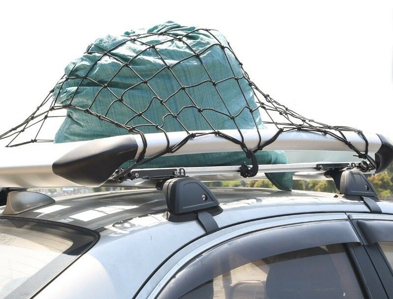 Car Roof Tray Platform Rack Carry Box Luggage Carrier