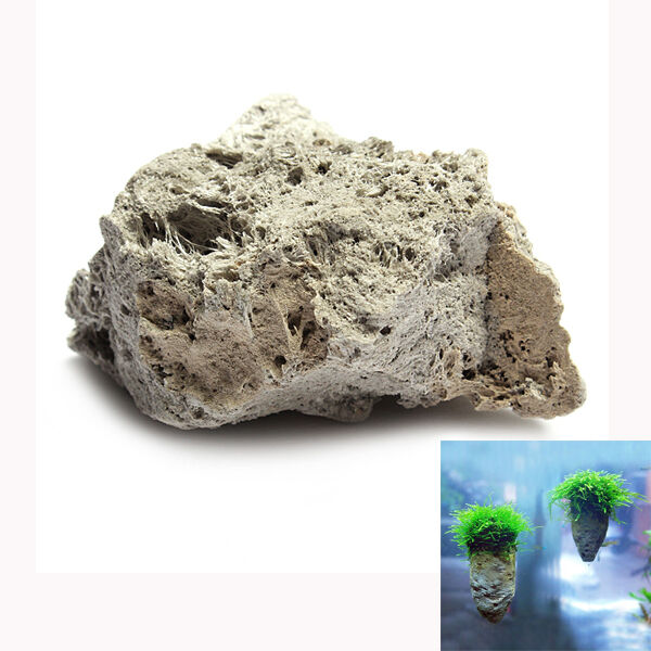 Avatar pumice stone aquarium decoration rock for fish tank for Aquarium stone decoration