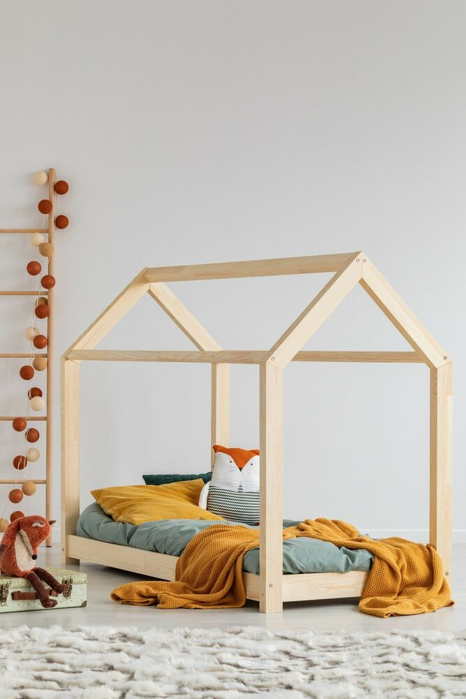 Children Bed House Without Mattress 29 Dimensions Kids Bed