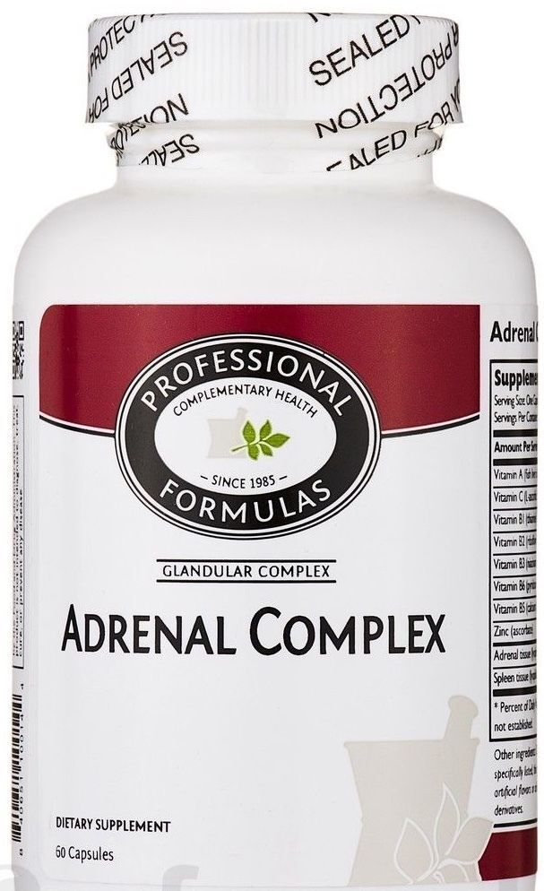 Best Natural Supplements Adrenal Fatigue
