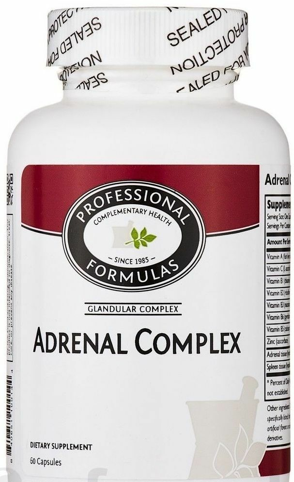 Adrenal Gland Treatment Natural