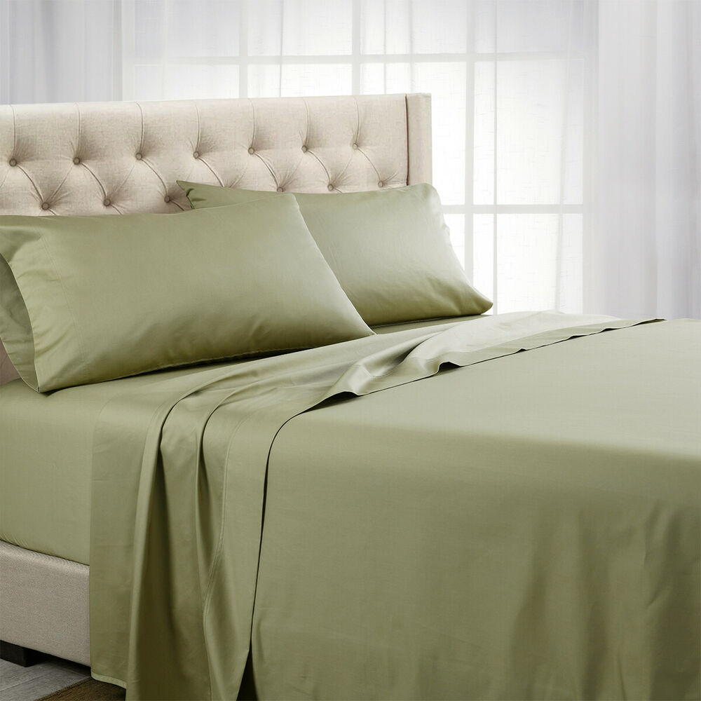 100 Cotton Sheets King