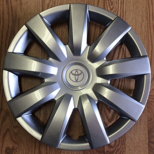 2004 2006 toyota camry new hubcap wheelcover am ebay. Black Bedroom Furniture Sets. Home Design Ideas