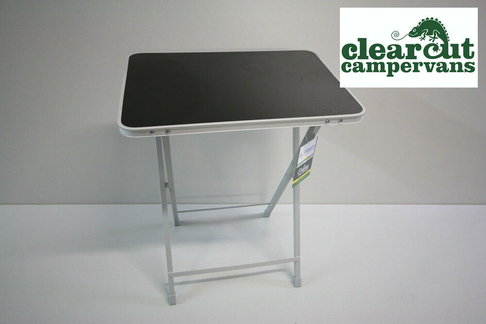 Folding Table Compact Easy Up Camping Table Motorhome